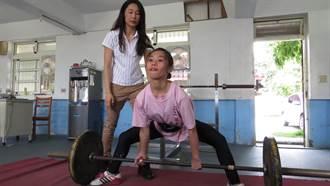 神力女超人! 二林工商鄭雅亘將遠征世界盃青少年健力賽