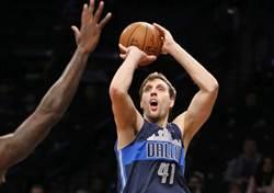 NBA》諾威茲基確定再戰1季 單一球隊打21年創紀錄