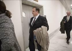 白宮操守辦公室主任蕭布調查川普違憲 被迫辭職 \t