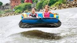 《商業周刊》夏日親水涼運痛》寬板滑水 快艇拖曳水面酷帥疾行