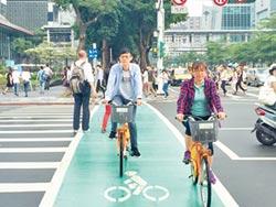 單車族注意!別騎上人行道