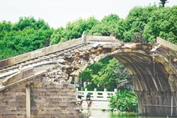 風雨毀祖產 陸古橋撐不住