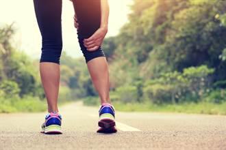 健康50專欄:跑步最容易受傷的5大部位