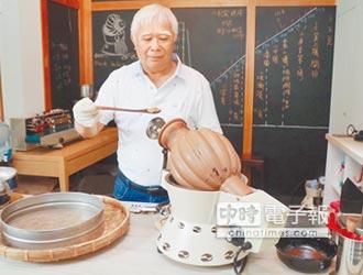 獨家口味!他用陶甕烘焙咖啡