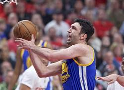 NBA》1年350萬美元 帕楚利亞續留勇士
