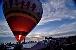 上千遊客不睡覺 熱氣球、曙光、三仙台HIGH翻