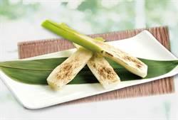 夏季清涼前菜 筊白筍、秋葵入菜