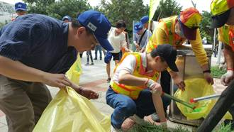 世大運倒數 北市府動員市民辦「清潔月」