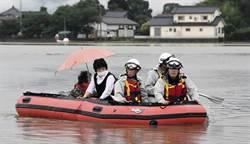 破豪雨紀錄!九州災情擴大 慘釀18死