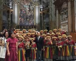 曾在蔡就職典禮唱國歌 希望合唱團奪羅馬合唱節金獎