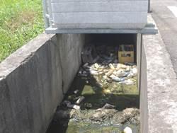 灌溉溝渠久沒清淤 宜蘭農田水利會遭批擺爛