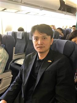 中職馮勝賢秘書長赴美 與德州棒球學校簽意向書