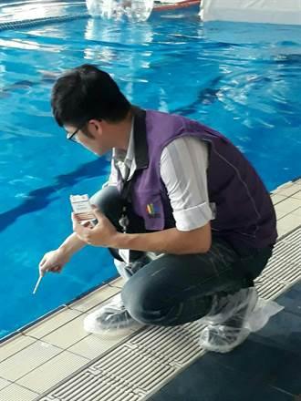 北市衛生局抽查泳池水質  20件不合格