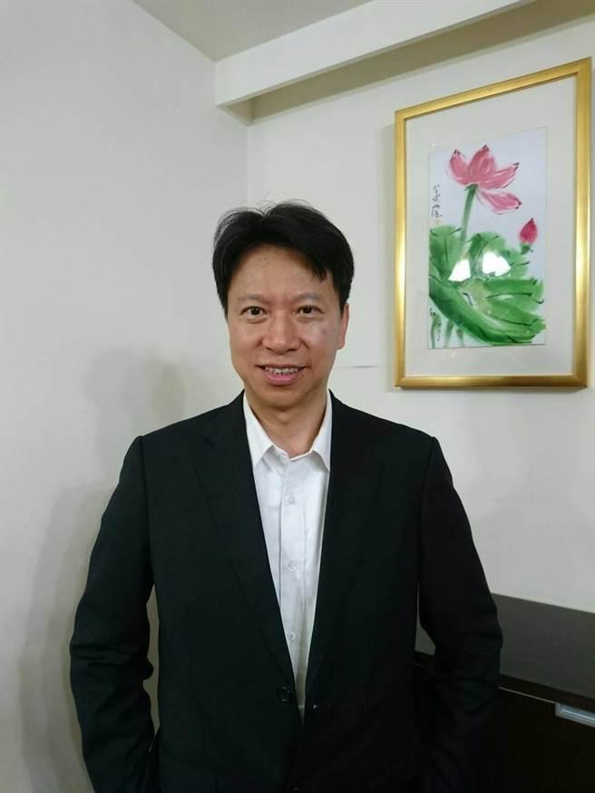 作者林宇聲。