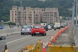 大溪武嶺橋拓寬工程 8月將完工