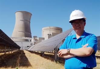 蘭喬賽可太陽能廠參訪 積極推動綠能