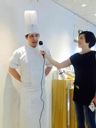 達克瓦茲好難做 日籍型男主廚完美演繹