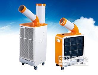 青暘 代理瑞電移動式冷氣機