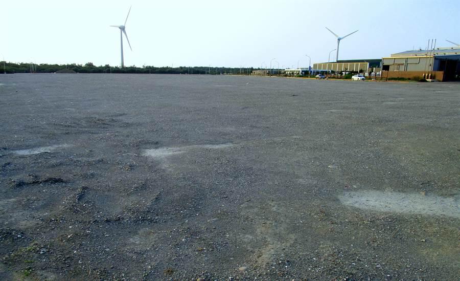 園市政府環保局2015年開始規畫在觀音區環保科技園區內,約4.38公頃的預定地興建「桃園市生質能源中心」。(環保局提供)