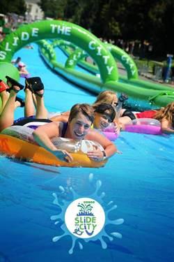 暑假來澳門 大玩街頭水上嘉年華!