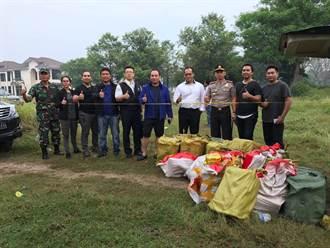 陸快艇走私到印尼 台印警方破1公噸安毒案