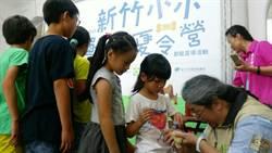 竹市小小獸醫夏令營 為寵物健康檢查