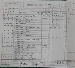 李石增再批長庚 免職單被移花接木成「辭職」