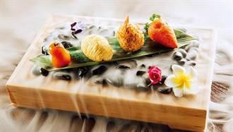 《商業周刊》一碗小米粥驚豔歌后王菲!世界廚神的視覺系新饗宴