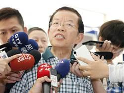 外交官不能逼宮 謝長廷「情感上」希望特赦扁