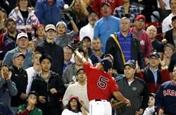 MLB》林子偉倒栽蔥美技 紅襪再見保送氣走洋基
