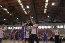 華航董座何煖軒 辦首屆警大校友盃籃球聯誼賽