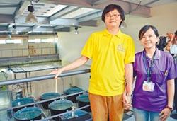 劉建伸募資近千萬 進駐農科養魚