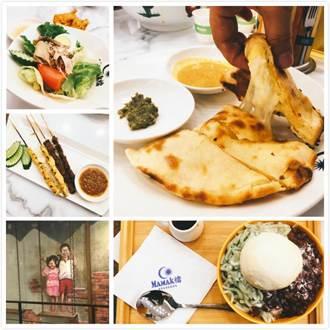 景致、餐點都有料 「Mamak檔」台中店再掀排隊熱潮