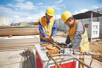 如獲官方支持 國際工程也能包