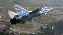 俄國計畫製作第5代攔截機 替代MiG-31
