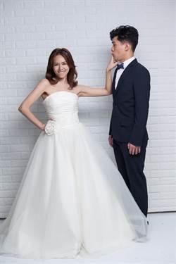 夏于喬、蔡燦得為戲披婚紗 戲外結婚「零計畫」