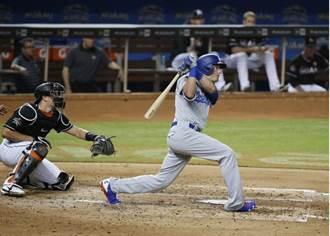MLB》貝林傑太狂!道奇隊史首名完全打擊菜鳥