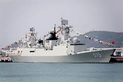 防空共軍王牌戰艦 陸054A型護衛艦