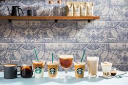 星巴克概念店選定華山 咖啡魔法旅程展開