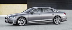 Audi新世代A8 亮相