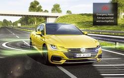Volkswagen 安控奪大獎