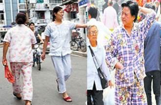 中國7個「古怪時尚」老外驚訝