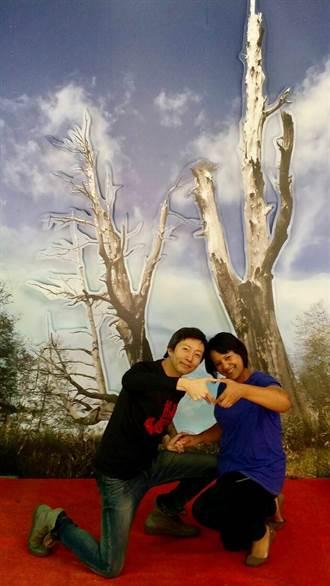 夫妻樹打卡區拍照抽獎 梅子夢工廠出奇招