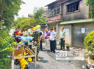 員工反鎖房門 火燒宿舍釀22死