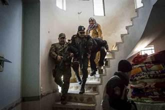 伊軍丟為何丟IS戰俘下懸崖? 怕他們賄賂獲釋