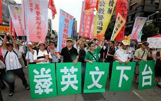 林濁水:蔡英文提台灣主體性 對民進黨不利