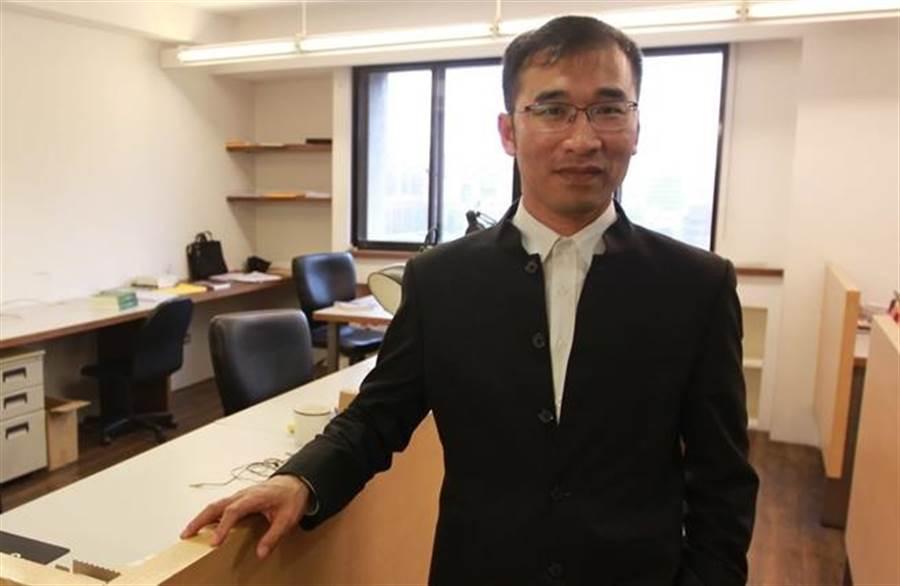 債權商城CEO郭錦駩。