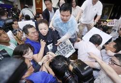 林濁水:民進黨和時力非大大感謝國民黨立委不可