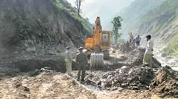 力拚造路 印度在中印邊界73戰略要道近半完成