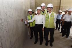 「彰化市汙水下水道系統」施工查核作為4縣市廉政觀摩